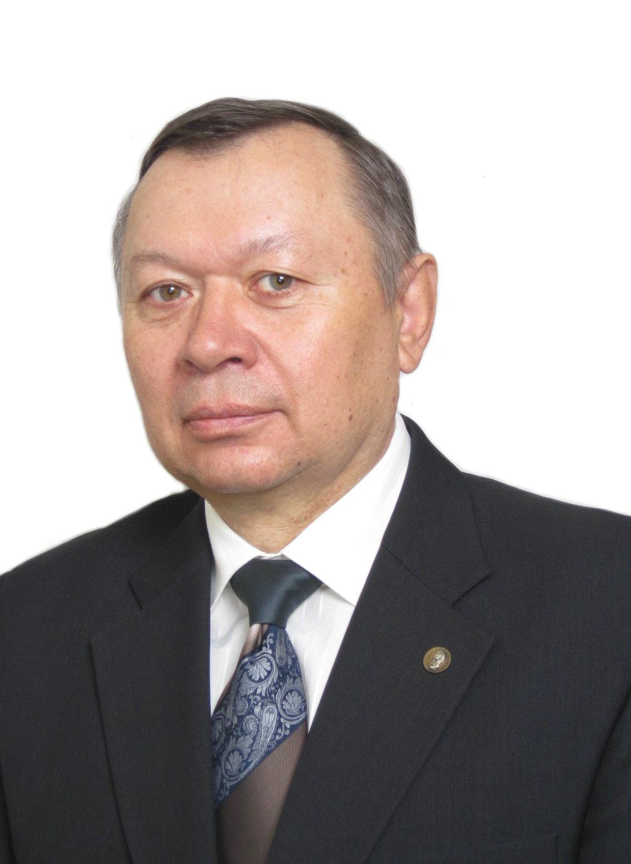Professor Dr Pavel F Zabrodsky