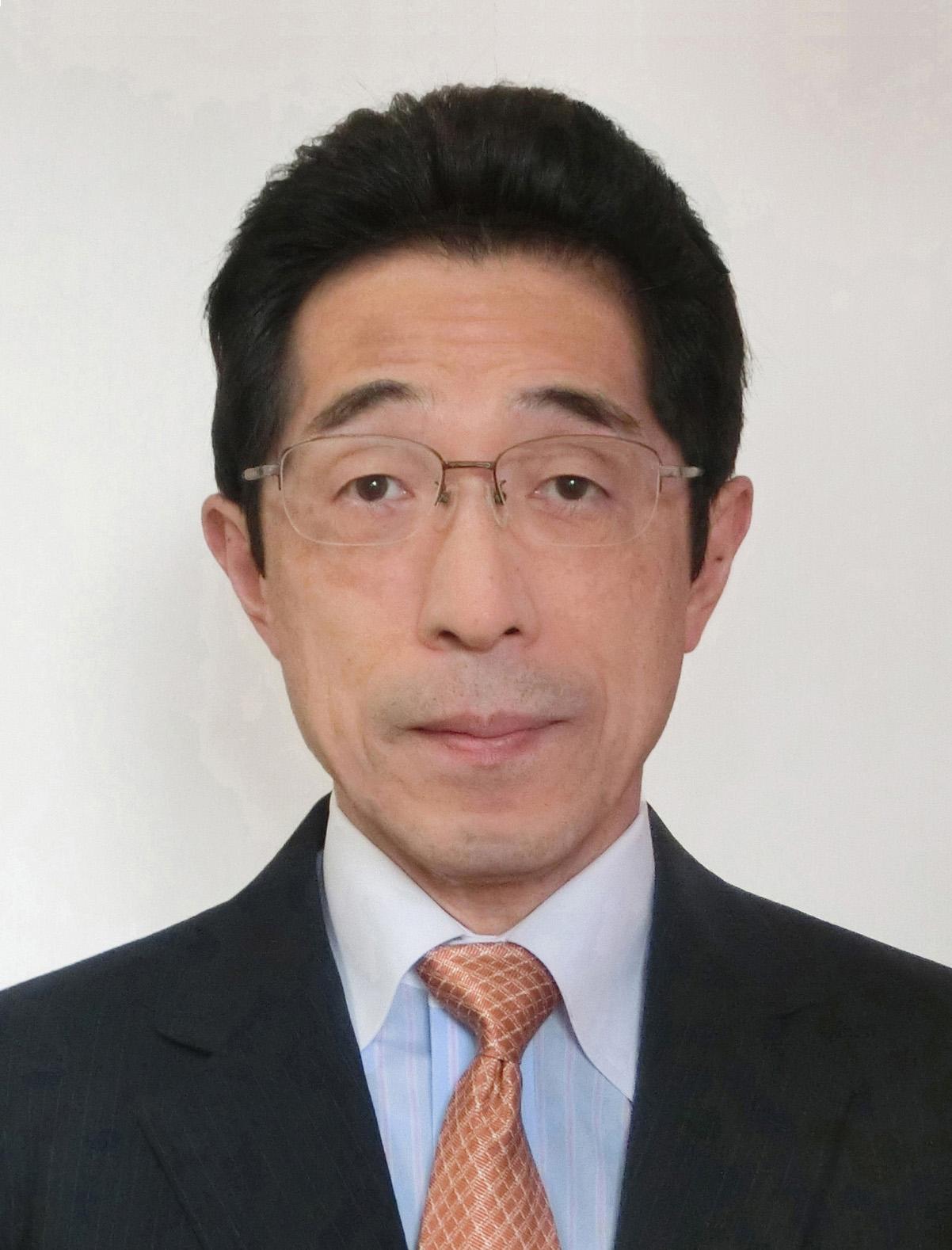 Assoc professor Hiroshi Bando