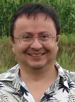 Biologist Levon Abrahamyan