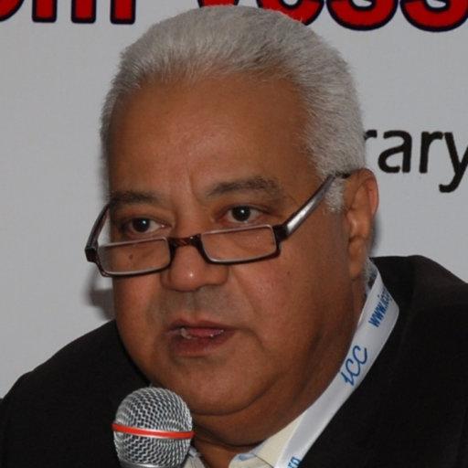 Professor Nabil Kitchener