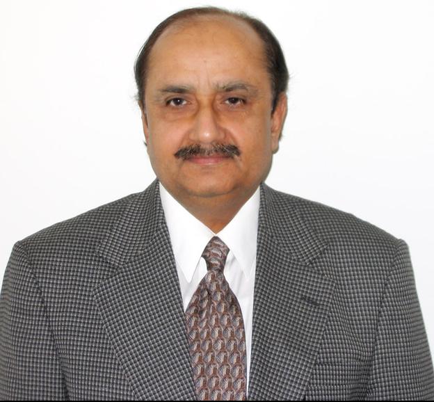 Dr Kameshwar P Singh