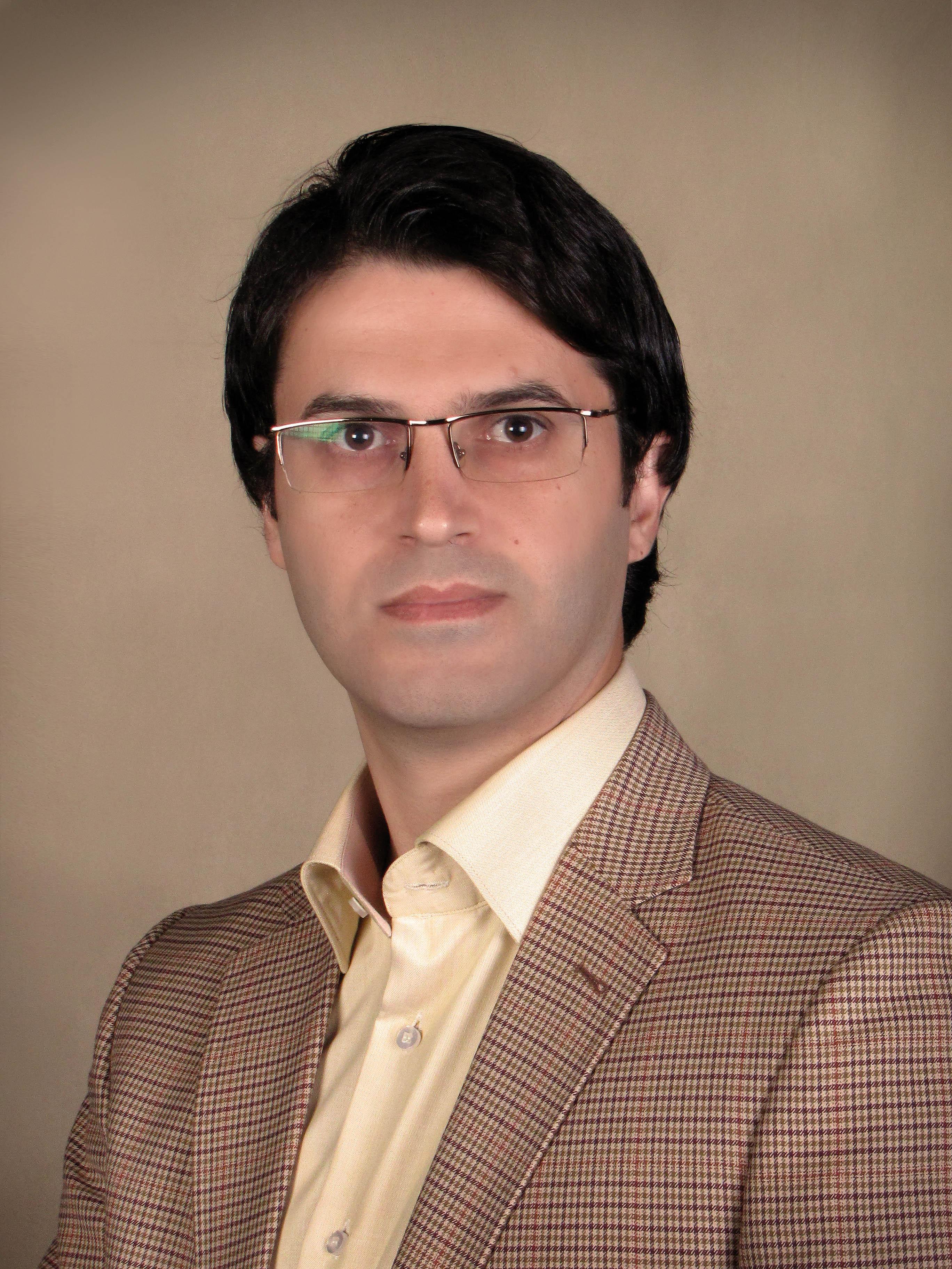 Asst. Professor Mehrdad Khakbiz
