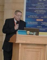 Prof. Dr Usama Mohamed El-Barrany
