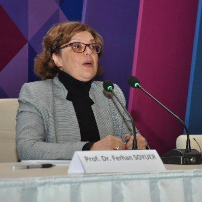 Professor Ferhan Soyuer